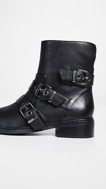 KENDALL + KYLIE Nori Moto Boots