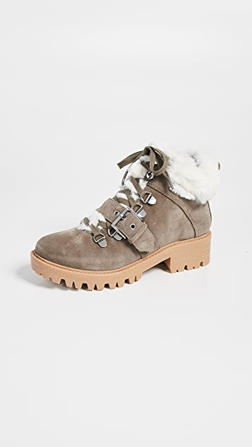 Kendall Kylie Edison Combat Boots