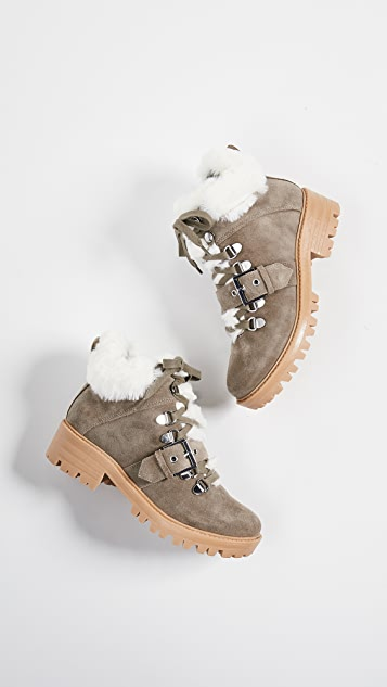 KENDALL+KYLIE Армейские ботинки Edison