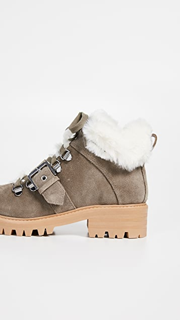 KENDALL + KYLIE Edison Combat Boots