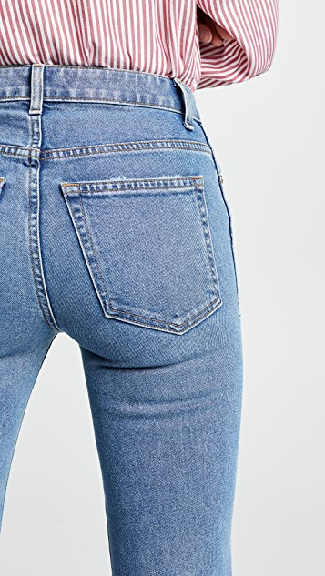 Khaite Reece Flare Jeans