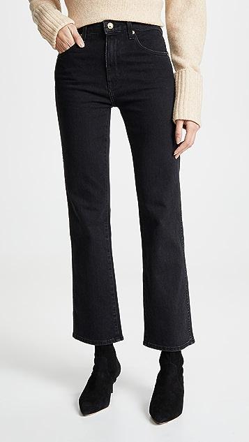 Khaite Расклешенные буткат-джинсы Vivian New
