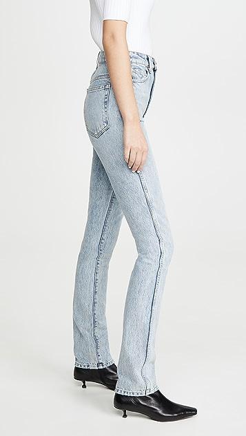 Khaite Daria 牛仔裤