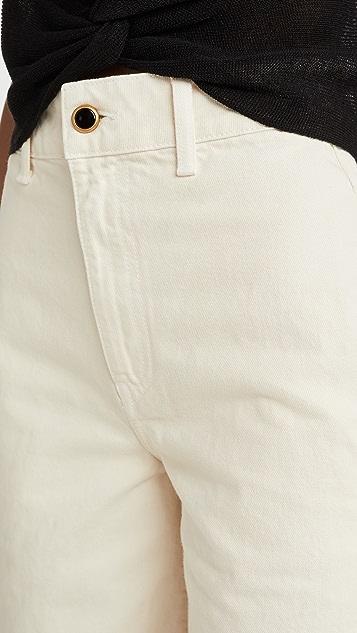 Khaite Darcy 牛仔裤
