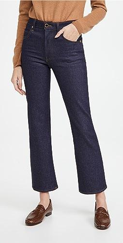 Khaite - Vivian Flare Jeans