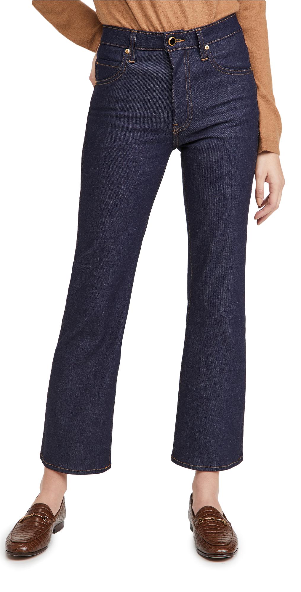 Khaite Vivian Flare Jeans