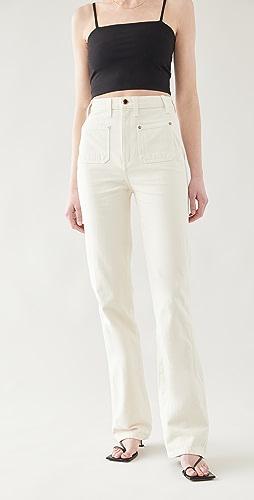 Khaite - Isabella Jeans