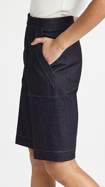 Khaite Theresa 短裤