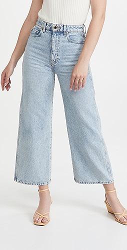 Khaite - Ella 牛仔裤