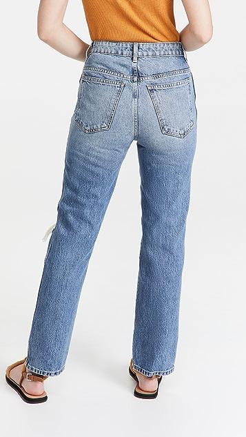 Khaite Abigail Jeans
