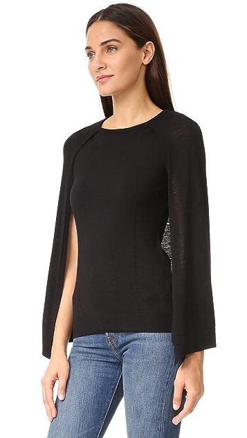 Kobi Halperin Lilianna Cape Sweater