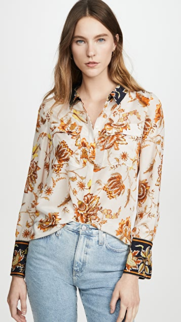 Kobi Halperin Alisa Button Down