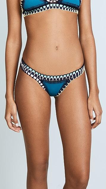 Kiini Flor Bikini Bottoms