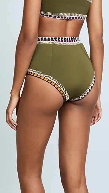Kiini Wren High Rise Bottoms