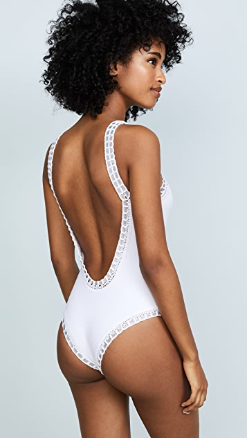 Kiini Valentine Scoop Swimsuit