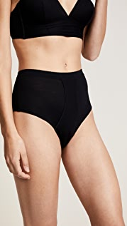 Kiki De Montparnasse High Waisted Panties
