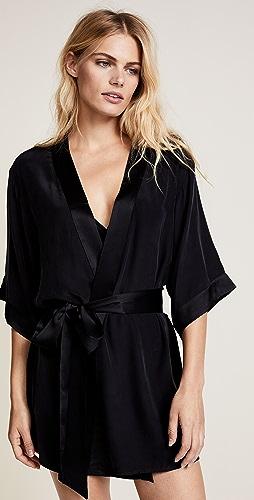 Kiki De Montparnasse - Silk Robe