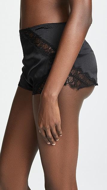 Kiki De Montparnasse Кружевные шорты с высокой талией Icon
