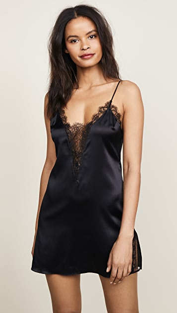 Kiki De Montparnasse Icon Lace Inset Nightie