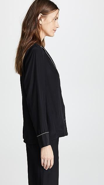 Kiki De Montparnasse Amour 长袖居家上衣