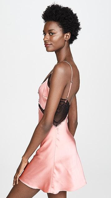 Kiki De Montparnasse 弹性蕾丝衬裙