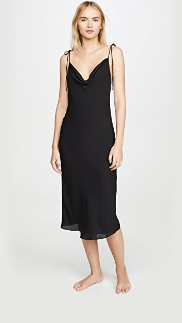 Kiki De Montparnasse Simple Slip Dress