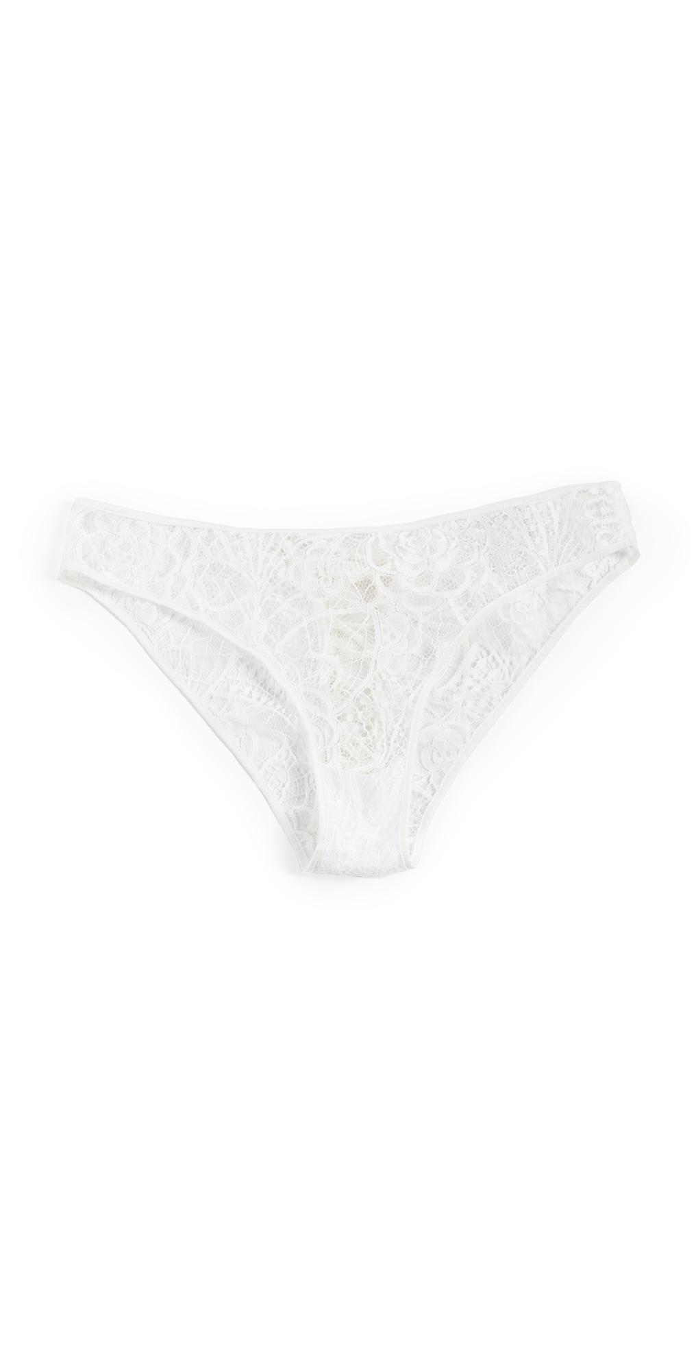 Kiki De Montparnasse Bridal Corset Panties