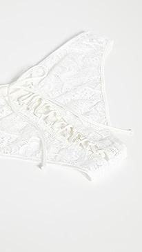 Bridal Corset Panties