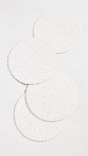 Kim Seybert Bianco Placemat Set of 4