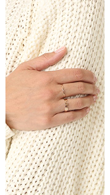 Kismet by Milka Love Ring