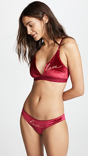 KISSKILL Love Panties