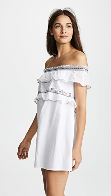 kisuii Noy Off the Shoulder Dress