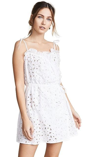 kisuii Selenie Wrap Dress