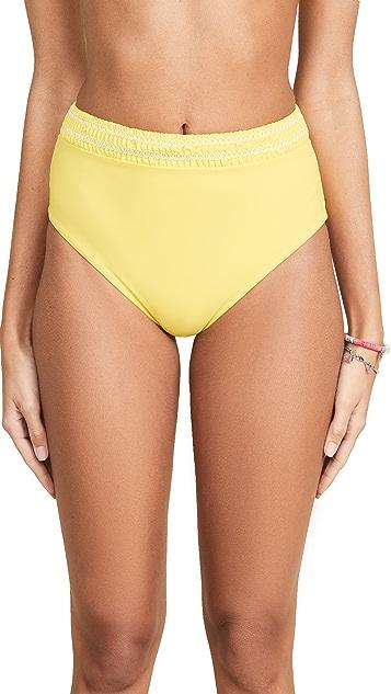 kisuii High Waist Bikini Bottoms