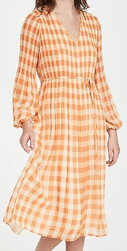 KITRI - Willow Gingham Dress