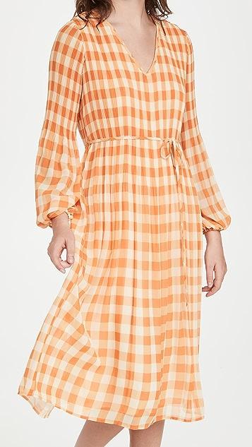 KITRI Willow Gingham Dress