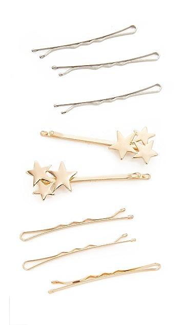 Kitsch Star Bobby Pin Set