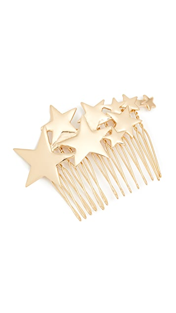 Kitsch Гребень для волос Star