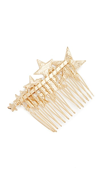 Kitsch Star Hair Comb