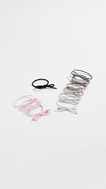 Kitsch Bow Hair Tie Set
