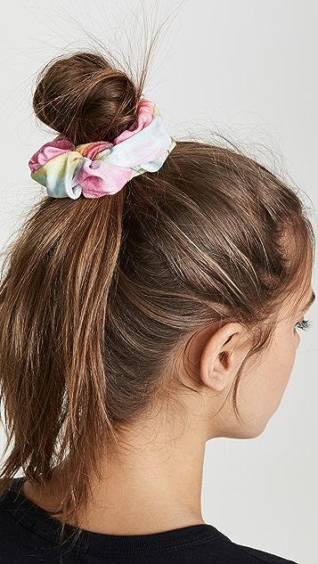 Kitsch Резинка для волос в технике узелкового батика
