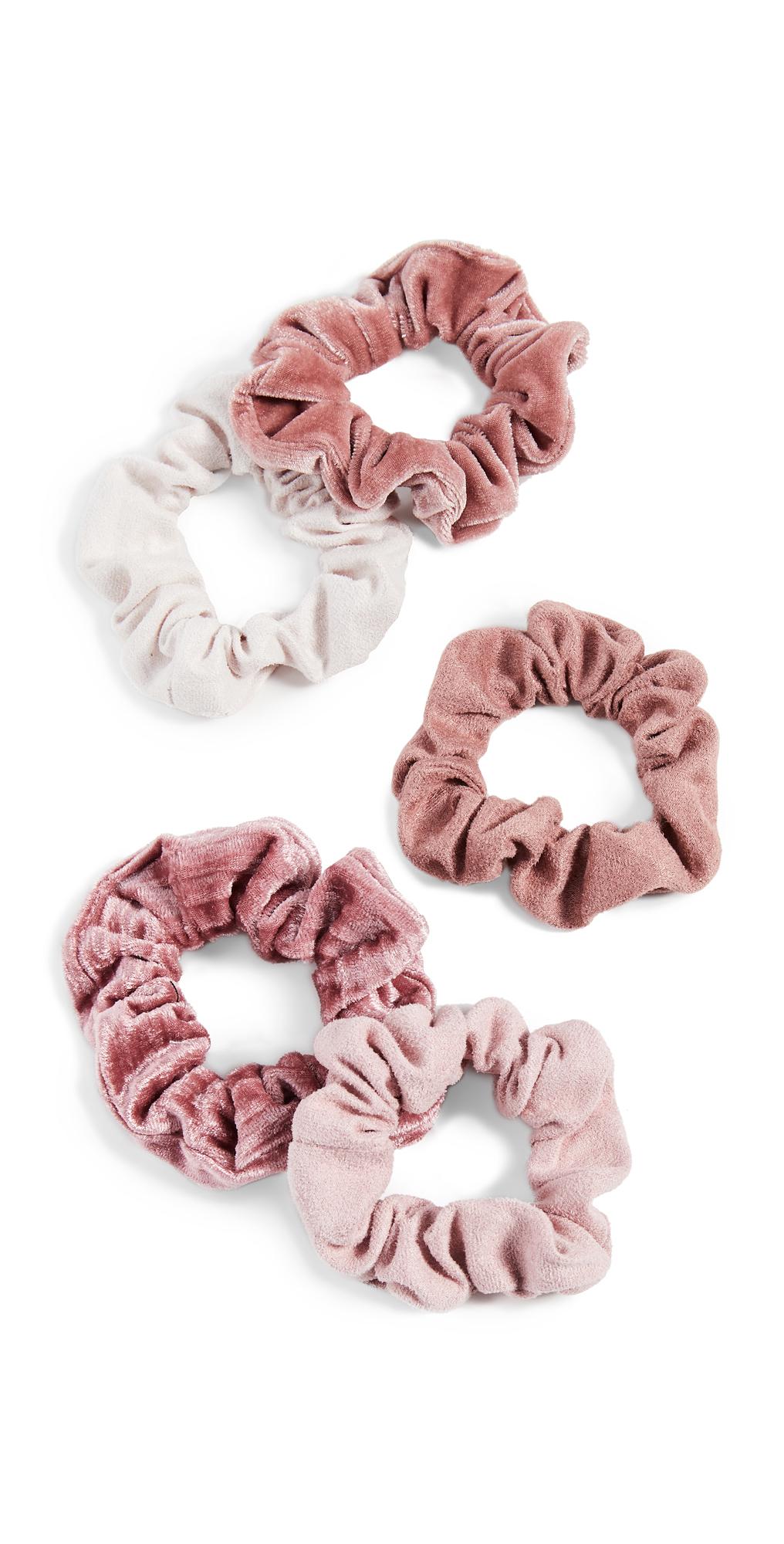 Matte Velvet Scrunchies