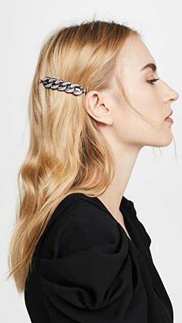 Kitsch x Justine Marjan XL Chain Bobby Pin Set