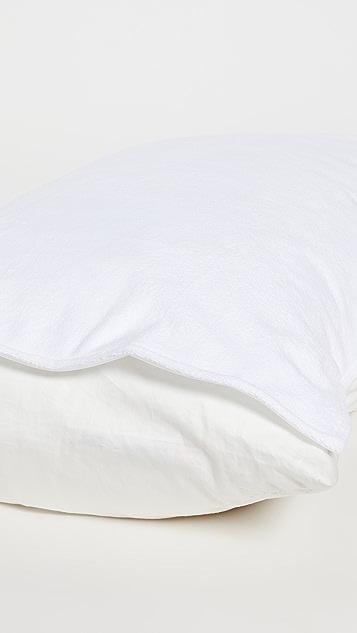 Kitsch 毛巾布枕头套