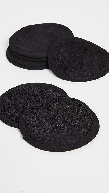 Kitsch 环保可重复使用迷你面巾