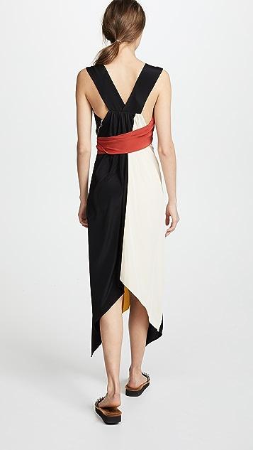 KITX Diversity Drape Dress