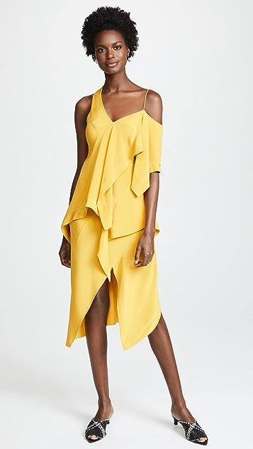 KITX Diversity Spiral Dress