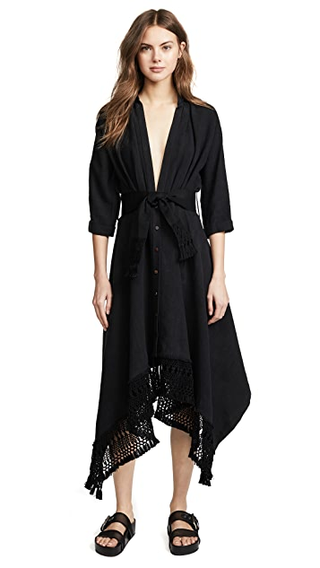 KITX Sacred Source Shirt Dress