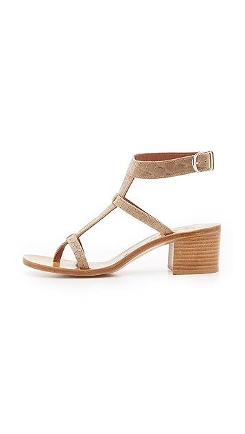 K. Jacques Christobol City Sandals