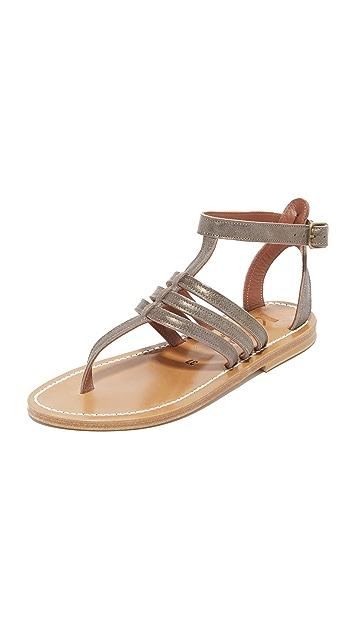 K. Jacques Thong Sandals